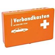 Söhngen Verbandkasten Austria orange für mehrspurige KFZ