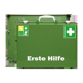 Erste Hilfe-Koffer MT-CD leer grün