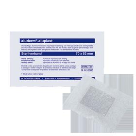 Söhngen aluderm®aluplast Sterilverband 70 x 53 mm