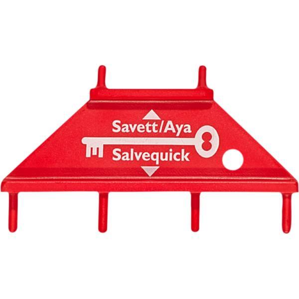 Salvequick Schlüssel für Pflasterspender und Station