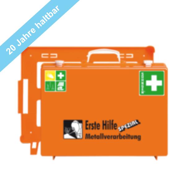 Söhngen Erste Hilfe Koffer Metallverarbeitung ÖNORM Z 1020 plus Erweiterung