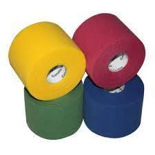Holthaus Ypsifix haft color Fixierbinde, gelb, 1Stk./Pkg., 6cmx20m