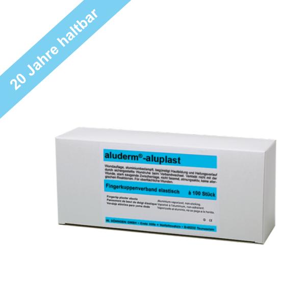 Söhngen aluderm®-aluplast elastisch Fingerkuppenverband 100 Stück