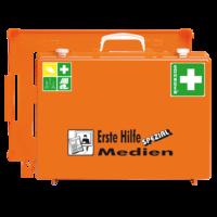 Söhngen Erste Hilfe Koffer Medien ÖNORM Z1020 mit Erweiterung Medien