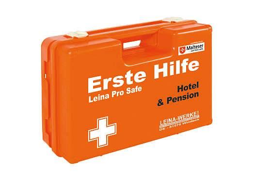 Erste Hilfe Koffer Hotel & Pension ÖNORM Z 1020 plus brachenspez. Zusatz