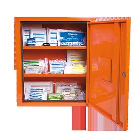 Söhngen Verbandschrank EUROSAFE Industrie Norm orange