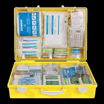 Erste Hilfe Sportkoffer MultiSPORT MT-CD gelb