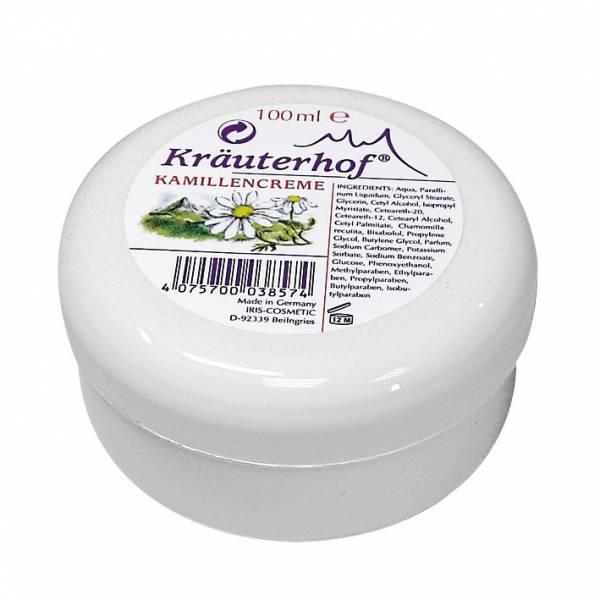 Kräuterhof® Kamillencreme 100 ml
