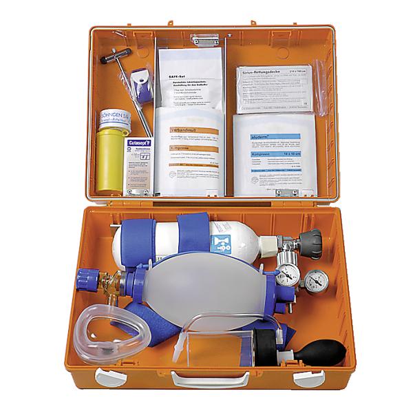 Arzt + Praxis Notfallkoffer