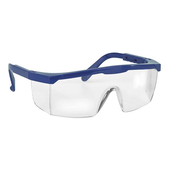 Schutzbrille mit integriertem Seitenschutz