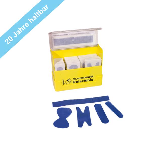 Söhngen Pflasterspender gelb Pflaster detectable gefüllt