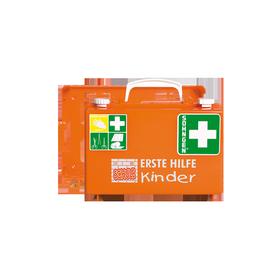 Söhngen Erste-Hilfe-Koffer QUICK-CD Kombi orange SCHULE