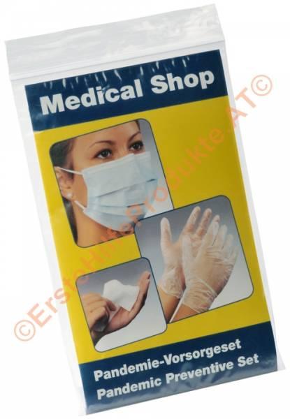 Pandemie-Vorsorgeset, 8-teilig