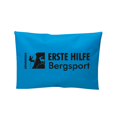 Söhngen Erste Hilfe Bergsport blau