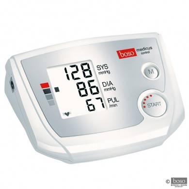 boso medicus control Blutdruckmessgerät mit Universal-Zugbügel-Klettenmanschette Oberarm