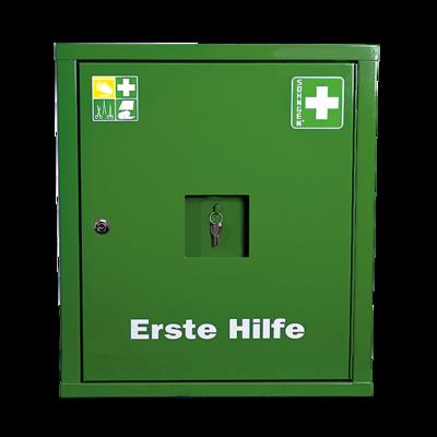 Söhngen Verbandschrank EUROSAFE leer grün