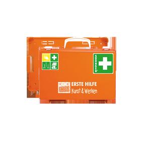 Söhngen Erste-Hilfe-KUNST & WERKEN SN-CD orange
