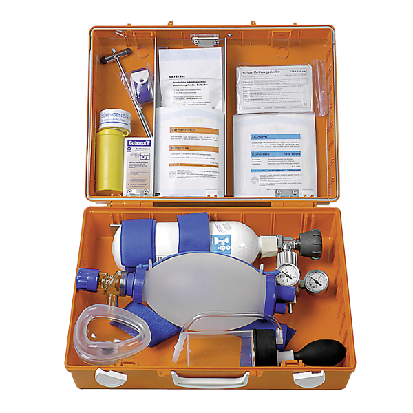 Arzt + Praxis Dermatologie Notfallkoffer