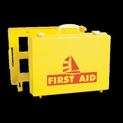Erste Hilfe Koffer Sailing MT CD gelb