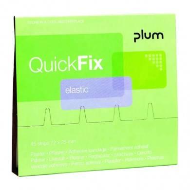 Plum QuickFix Pflasterspender Nachfüllpacks 45 elastische Pflaster