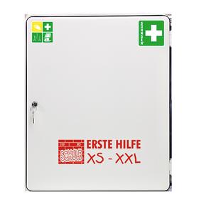 Söhngen Erste-Hilfe-Verbandschrank SCHULE XS-XXL MADRID