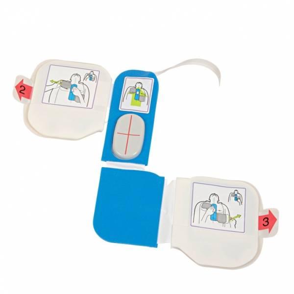 CPR-D Elektrode für AED ZOLL PLUS/AED PRO