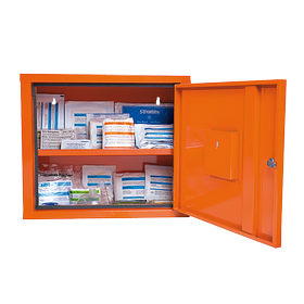 Söhngen Verbandschrank JUNIORSAFE Norm Plus orange
