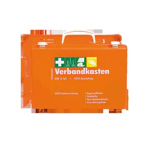 Söhngen KFZ-Verbandkasten orange nach DIN 13164