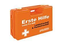 Erste Hilfe Koffer Landwirtschaft & Forstwirtschaft inkl. ÖNORM Z 1020 plus branchenspez. Zusatz