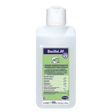 Bacillol AF 500 ml Flächenschnelldesinfektion - LAGERWARE -
