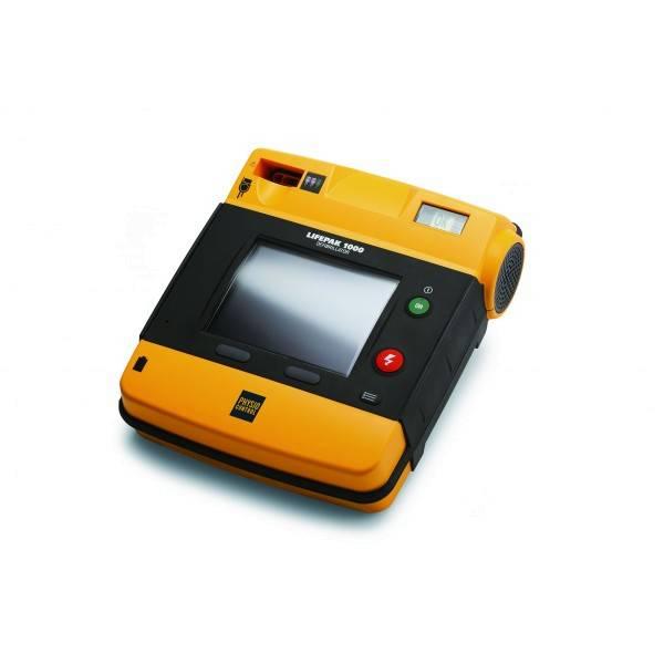 LIFEPAK 1000 SE (HA) Defibrillator