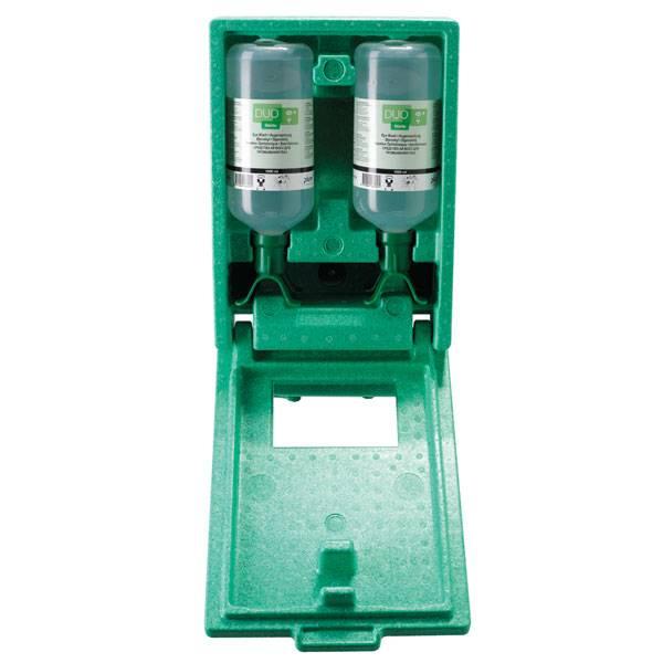 Plum Augenspülstation Duo mit 2 Flaschen a 1000ml