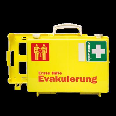 Söhngen Erste Hilfe Koffer Evakuierung gelb mit 1 Rettungssitz