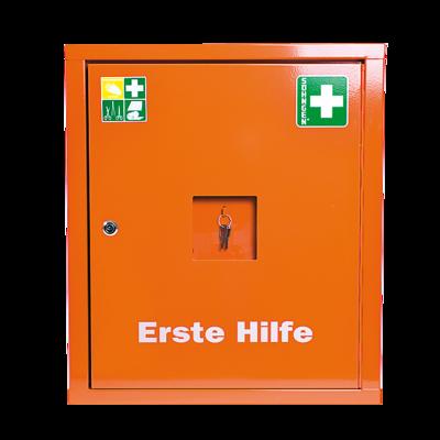 Söhngen Verbandschrank EUROSAFE leer orange