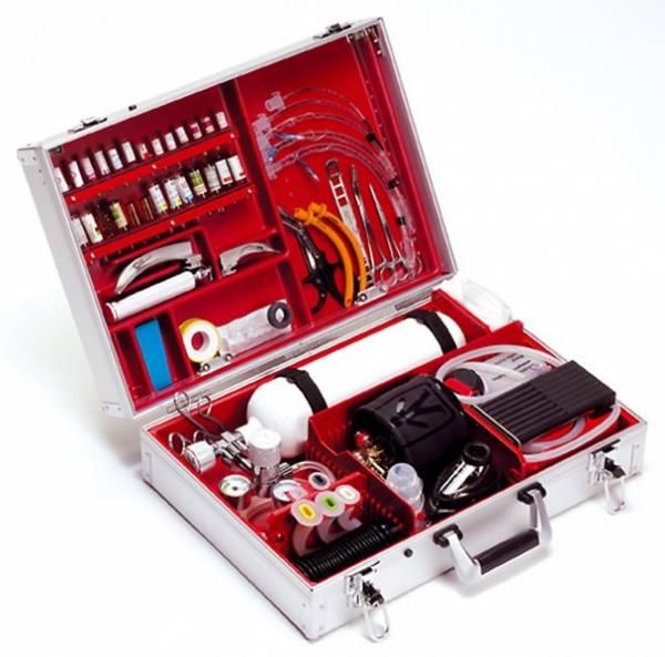 ULMER Notfallkoffer ll mit Grundausstattung Standard