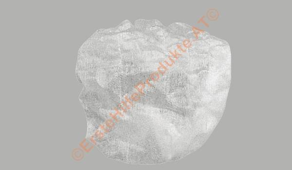 Einweg-Kopfschutzhauben 200 Stück Vlies, weiß