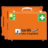 Söhngen Erste Hilfe Koffer Kultur- & Kongress ÖNORM Z1020 mit Erweiterung Kultur- & Kongress