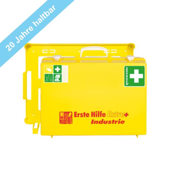 Söhngen Erste Hilfe Koffer Typ 2 EXTRA gelb plus Erweiterung