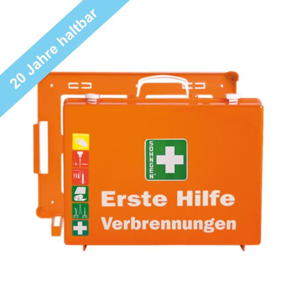 Söhngen Erste Hilfe-Koffer Brandverletzungen orange MT-CD