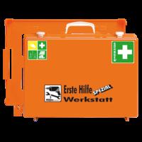 Söhngen Erste Hilfe Koffer Werkstatt ÖNORM Z 1020 mit Erweiterung Werkstatt