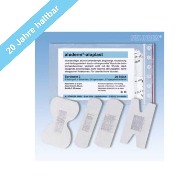 Söhngen Activ-Set 2 aluderm®- aluplast Sortiment elastisch