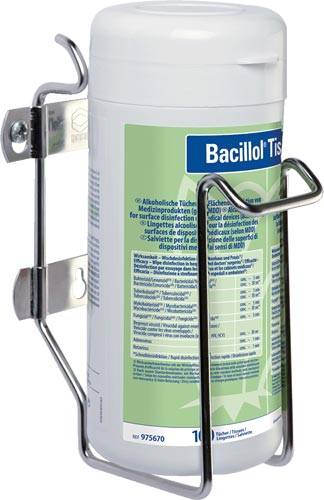 Halter für Bacillol® Tissues - LAGERWARE -