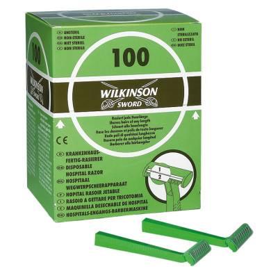 Einmal-Rasierer Wilkinson Typ 188H, unsteril, zweischneidig 100 Stück