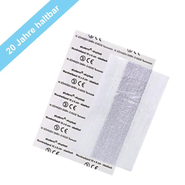 Söhngen Wundpflaster 10 x 6 cm aluderm®-aluplast elastisch einzeln eingesiegelt