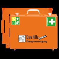 Söhngen Erste Hilfe Koffer Energieversorgung ÖNORM Z1020 mit Erweiterung Energieversorgung
