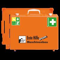 Söhngen Erste Hilfe Koffer Maschinenbau ÖNORM Z1020 mit Erweiterung Maschinenbau