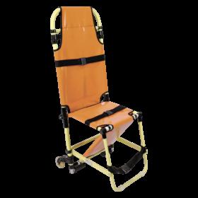 Fahr- und Tragestuhl Zusatzfunktion a. Krankentrage