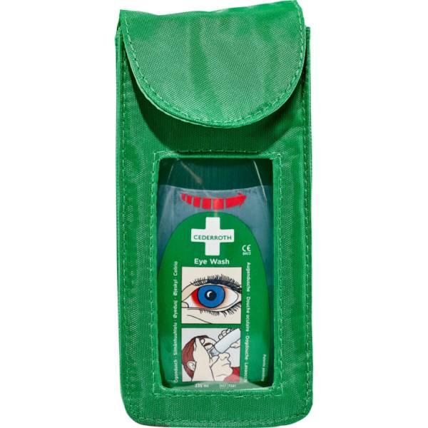 Cederroth Gürteltasche für Augenspülung Taschengröße