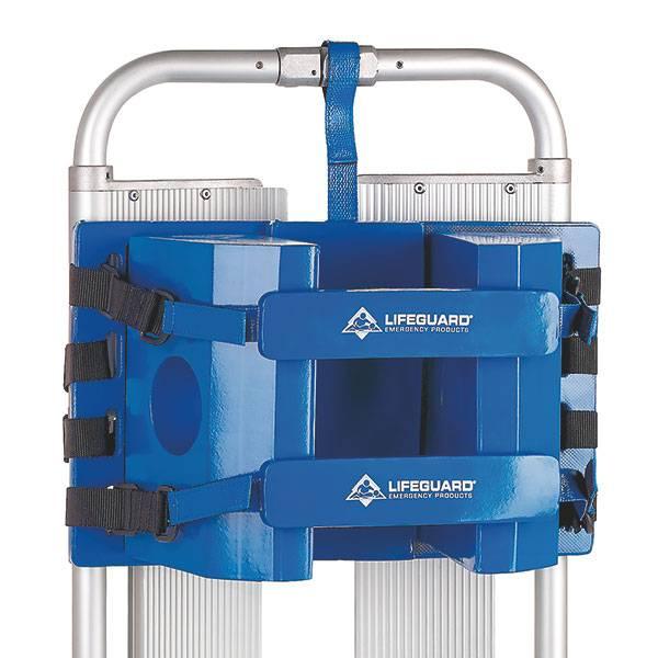 Head-Fix Kopffixierung für Schaufeltrage