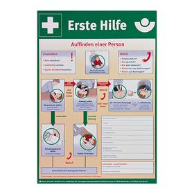 Söhngen Anleitung Erste-Hilfe Plakatform Papier